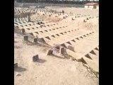 Unknown Graves In Behesht Zahra(Cemetery) Tehran Iran Part 1