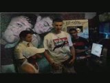 "2NaMi in da STuDiO ( FReeSTyLe LiVe ) 21 / sep / 2009 new CLiP "" BaCH MaBGHiTii... """