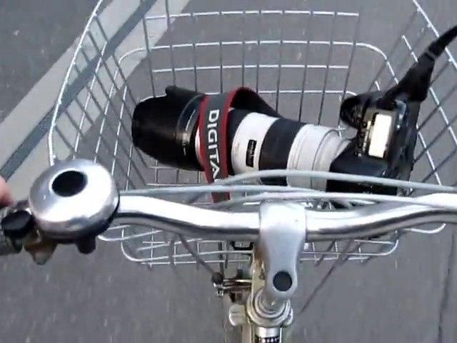 """Balade à vélo dans le """"vrai"""" Japon avec un Canon EOS 7D ?"""