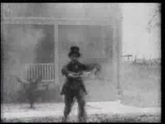 Charlie Chaplin Collection 6-The Fireman