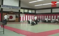 Aikido of Osensei Ueshiba through the master Hirosawa sensei