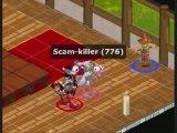 Dofus , scam-killer le come back d'un sram !