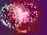 feux d'artifice colmars les alpes part 2 !