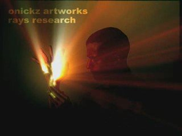 Visual Effects - Hand Light Rays