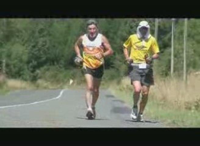 Mini Mil Kil 2009, 200km de course à pied de Rodez à Sète