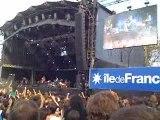 Eagles of Death Metal @ Rock en Seine 2009 Wannabe in LA