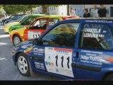 Compile photos SAXO VTS n° 111 au Rallye de la Fourme