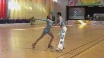 EPAM : Camille et Ouanne - Danse Libre