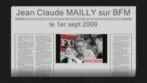 FO - Jean Claude MAILLY sur BFM le 1er septembre 2009