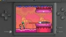 Mario & Luigi Bowser Inside Story : Belly laughs