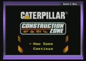 ingame Caterpillar Construction Zone