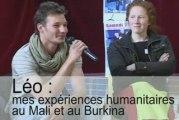 Léo : mes expériences humanitaires au Mali et au Burkina