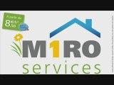M1RO Services à la personne : ménage, jardinage, bricolage..
