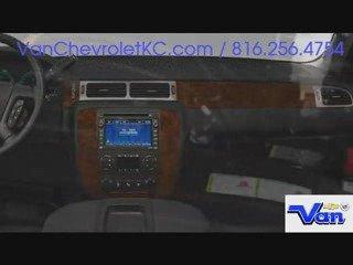 Chevy Dealer Chevy Tahoe Hybrid Overland Park KS