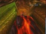 Rayman 2 [15] sous le sanctuaire de pierre et de lave