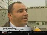 Les pannes subsistent à la prison de Lyon-Corbas