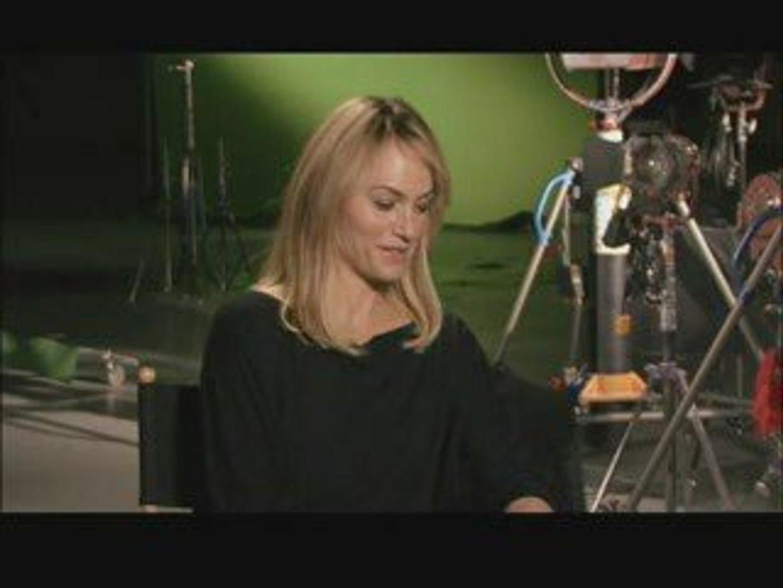 Amber Valletta Gamer gamer - amber valletta interview - video dailymotion