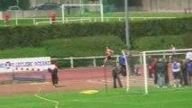 Jérémy 400m Haie Interclubs 2009