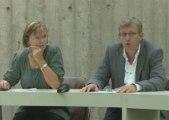 Conférence de presse - Rentrée PCF