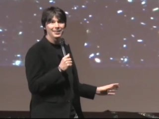 "Brian Cox ""CERN's 27km Big Bang machine"" (Lift07 EN)"