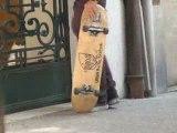 Urban Postal Skater - (La Rue Est Vers L'image) 2009