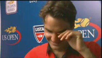 2009 US Open 3rd Round Interview Sky Sports