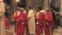 Ordinations à la cathédrale de Bordeaux, 28 juin 2009