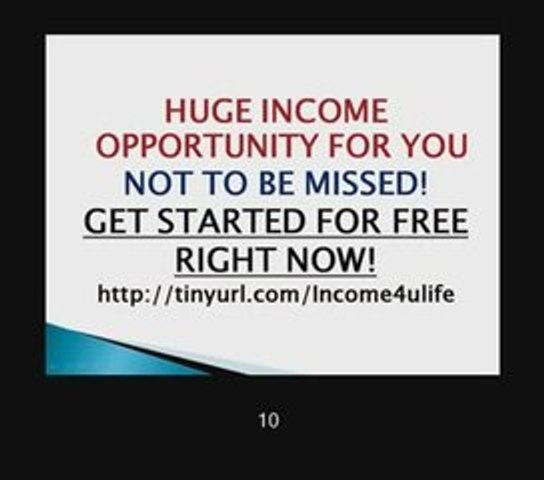 TURNS 5 HOURS A WEEK INTO $500 A MONTH IN EXTRA INCOME!