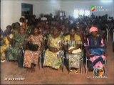 Rencontre citoyenne avec les femmes de Madingou