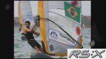 RS:X Windsurfing Worlds 2009 - Feature on Ricardo Santos BRA