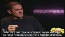 Wentworth Miller and Dominic Purcell - Morning Show [LEG]