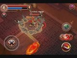 Dungeon Hunter (in game) - Jeu iPhone / iPod touch Gameloft