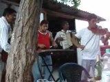 Musique Tzigane taraf de haidouks CLEJANI-Roumanie été 2008