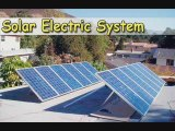 Solar Electric System-Cheapest Solar Electric System