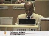 Stephane DURBEC Conseiller Régional FN 10.07.08