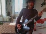 compo blues-funk acoustique guitare indienne