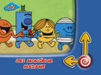 BA Monsieur Madame (rentrée 2009)