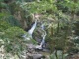 Les cascades du Tendon (entre Epinal et Gerardmer)