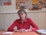 Isabelle Le Bal, Présentation d'une Conseillère Régionale