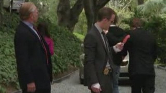 """Scene from Monk on USA Network – """"Mr. Monk Takes the ..."""