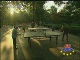Tenis de mesa, deporte nacional de China