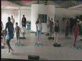 Quel Bonheur les séance de Gym-Muay-thai avec La Star (Edouard)