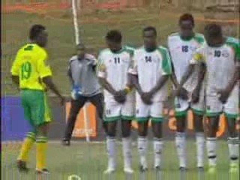 Zesco United Vs Kano Pillars African Champions League 2009