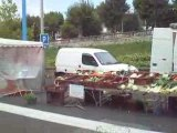 La Bourboule: Le marché du samedi matin