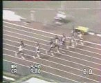 1991 Tokyo Wc - Men 100M - Carl Lewis