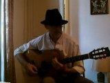 Acoustic Blues Guitar Lessons - Walkin' Blues - Robert Johnson