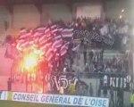 Beauvais Amiens : Fumis entrée des joueurs(11-09-09)
