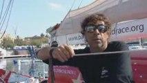 Istanbul Europa Race Course de vitesse devant Barcelone