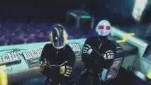 Les Daft Punk dans DJ Hero (Daft Punk vs Queen)