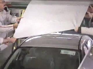 Novaguard: Film adhésif de protection pour carrosseries automobile